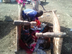 Blue Nile displacement, 10 - 13 May 2015