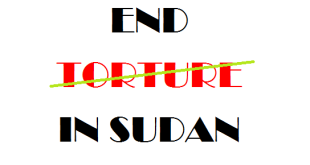 END TORTURE IN SUDAN 2