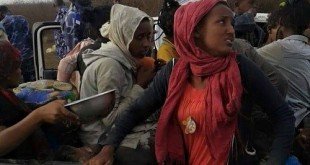 لاجئين اريتريين